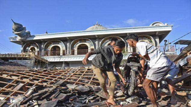 West Java & Netizen sympathy for earthquake Lombok