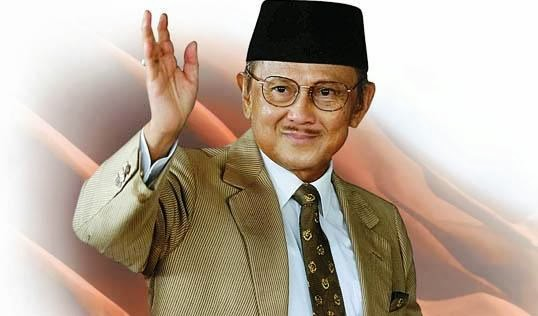 Tokoh Inspirasi Indonesia – B.J Habibie
