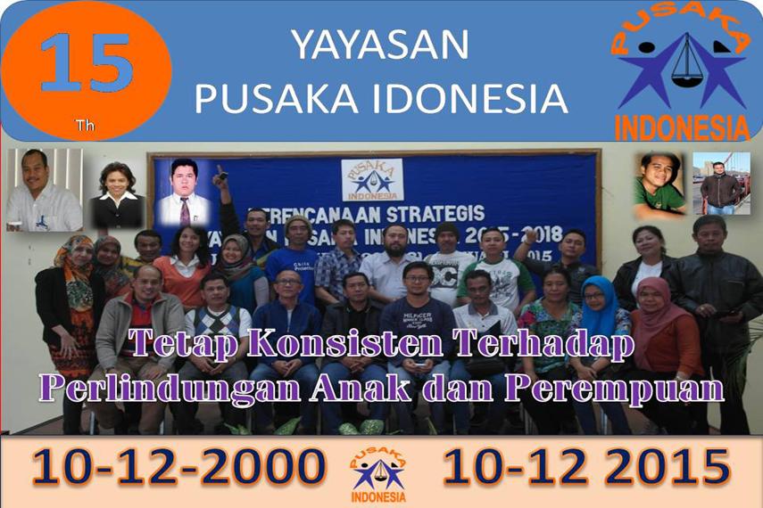 Pusaka Indonesia Foundation still into Child Protection