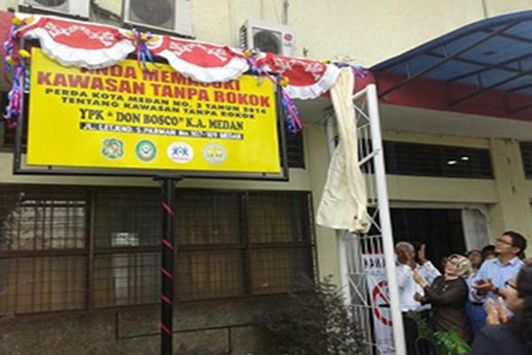 RS Malahayati dan Yayasan Don Bosco Canangkan KTR