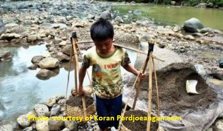 FACTS AND FIGURES OF CHILD LABOUR IN INDONESIA